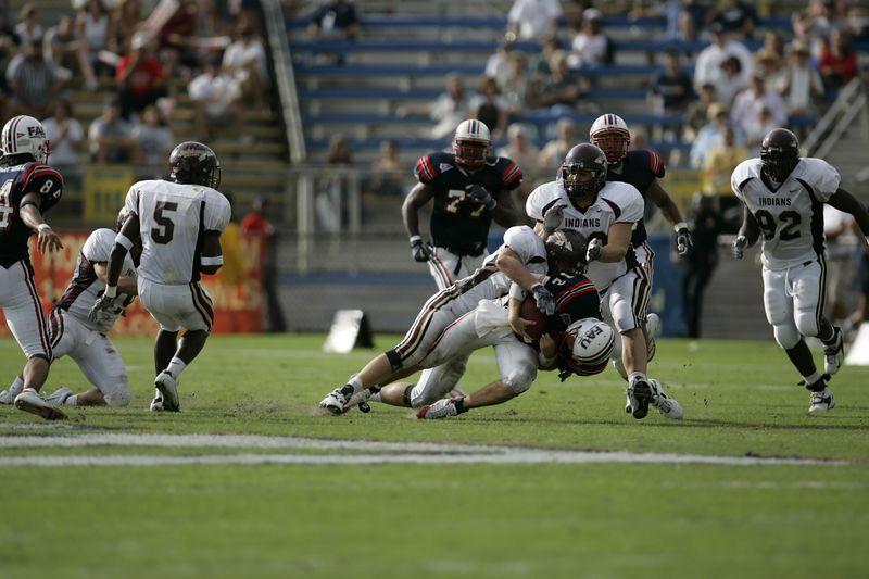 FAU Football vs Louisiana 2004-Oct-23 0268