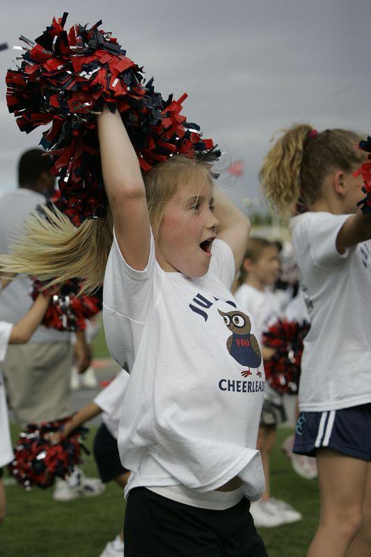 FAU Football vs Louisiana 2004-Oct-23 0149