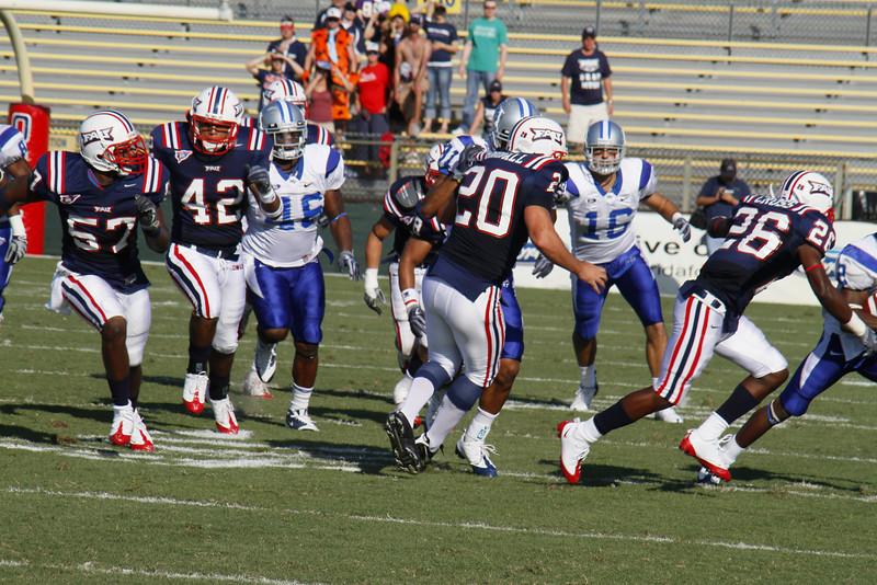 FAU Football vs Middle Tennessee Blue Raiders 2009 Oct -  (40)