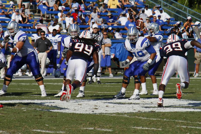 FAU Football vs Middle Tennessee Blue Raiders 2009 Oct -  (41)