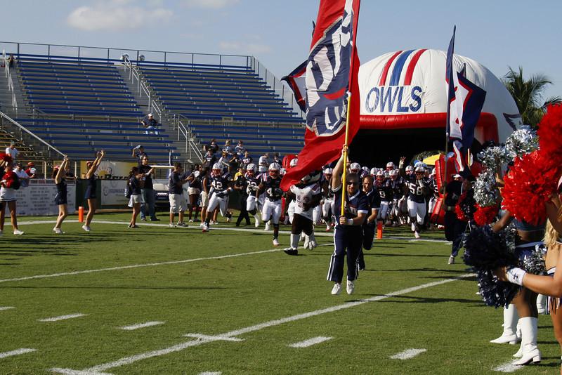 FAU Football vs Middle Tennessee Blue Raiders 2009 Oct -  (10)