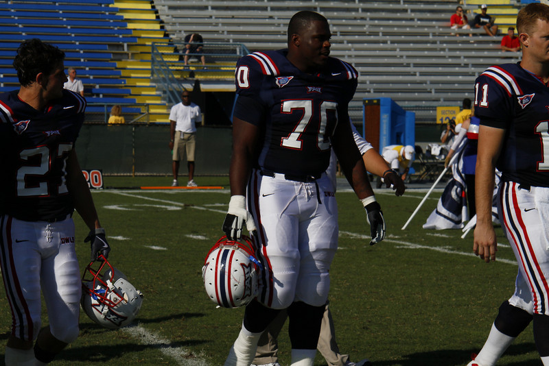 FAU Football vs Middle Tennessee Blue Raiders 2009 Oct -  (3)