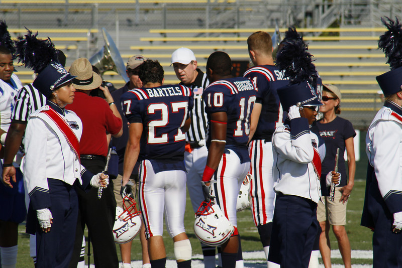 FAU Football vs Middle Tennessee Blue Raiders 2009 Oct -  (8)