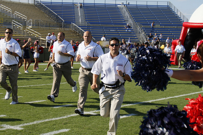 FAU Football vs Middle Tennessee Blue Raiders 2009 Oct -  (15)