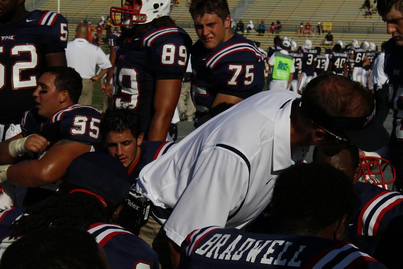 FAU Football vs Middle Tennessee Blue Raiders 2009 Oct -  (51)