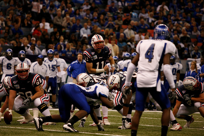 FAU vs MU 21Dec2007 NewOrleans BOWL- (941)NR