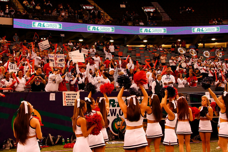 FAU vs MU 21Dec2007 NewOrleans BOWL- (948)NR