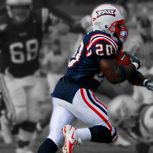 Charles Pierre:  Number of Plays:16.  Yards: 95.   Loss: 0.   Net Yards: 95.  TD: 1.  Longest: 27.  Average Yards: 5.9.  2006: Solidified himself as the go-to back...ended his season as the team's leading rusher...led the team with five touchdowns....played in every game and ended three with more than 100 yards...season high carries was at North Texas with 28 his season-high in yards was 122 versus Arkansas State...non-conference games focused more on the passing game but once the Owls moved into league play his ability shown brightly with more than 75 yards per game in 141 carries...also provided another option with six receptions for 51 yards. 2005: Played in 11 games both as the starter and as the back-up running back...ended the season tops among the rushers...took advantage of 145 carries for 517 yards and three TDs...longest run of the season was a 28-yard scamper against Louisville...had double-digit carries seven times...flirted with 100 yards against  Louisiana-Lafayette with 94 yards and against North Texas with 84...had three receptions versus Middle Tennessee for 22 yards and his career-long 10 yards...also recorded one tackle against Kansas. 2004: Gained valuable practice experience working behind three seniors, all of whom had been a starter during the last three seasons...used the season as his redshirt season. High School: Played for Tim Borcky at Lake Highland Prep...saw time in the East/West All-Star game and earned second-team All-State and was named All-County...as a senior had 150 carries for 1,513 yards, an average 10.1 per carry, and 17 touchdowns...as a junior recorded 220 carries for 2,398 yards and 30 touchdowns...three-sport athlete (football, track & field and weightlifting)...also considered Hofstra, Eastern Kentucky, Southern Miss and Temple. Personal: Undeclared in major...son of Marie Exinor...born March 15, 1985, in Winter Garden, FL.
