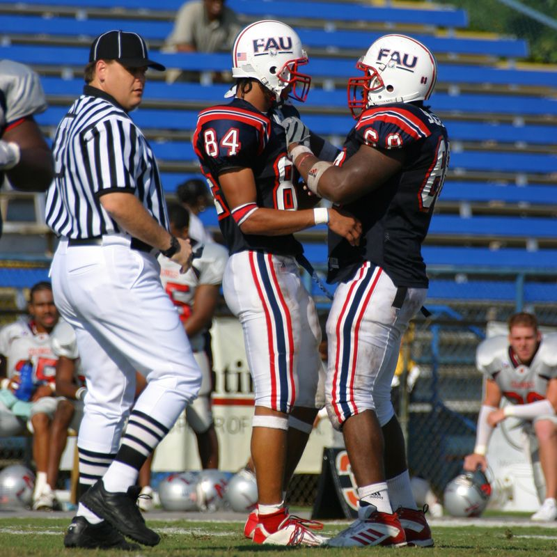 8 FAU Football vs Nicholls State 11-Oct-03- 289