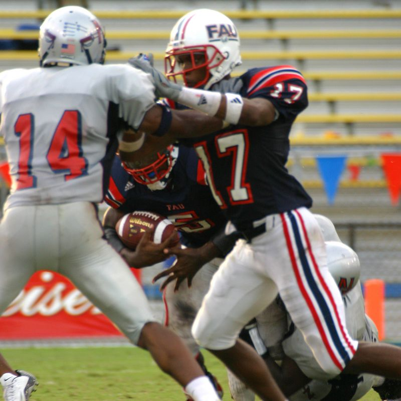 10 FAU Football vs Nicholls State 11-Oct-03- 107