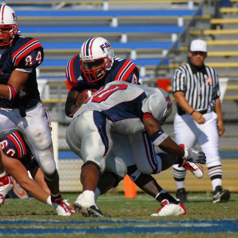 9 FAU Football vs Nicholls State 11-Oct-03- 285