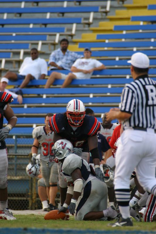 FAU Football vs Nicholls State 11-Oct-03 - 0030