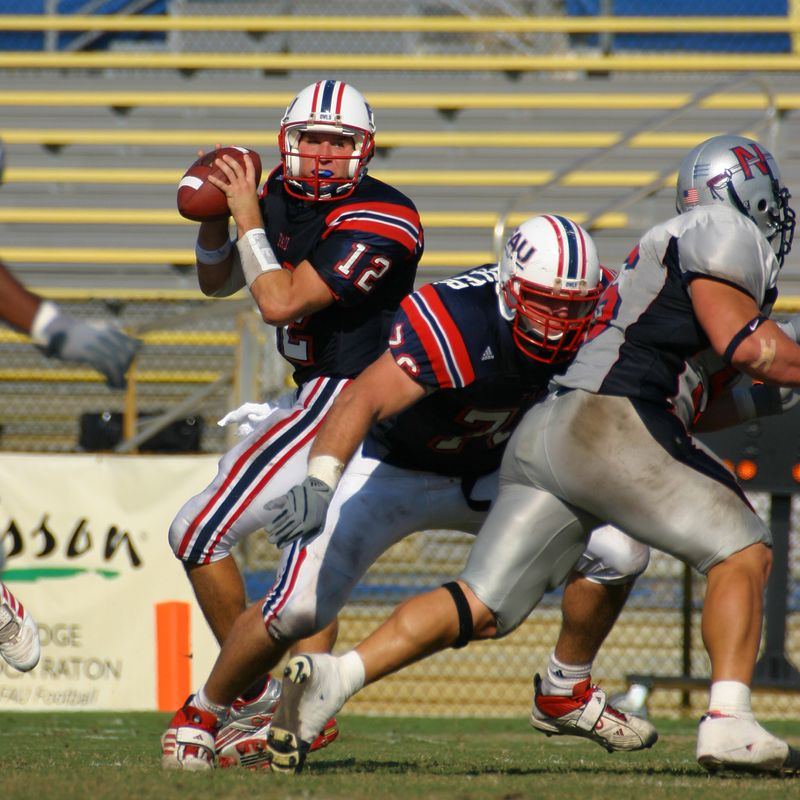 5 FAU Football vs Nicholls State 11-Oct-03- 282