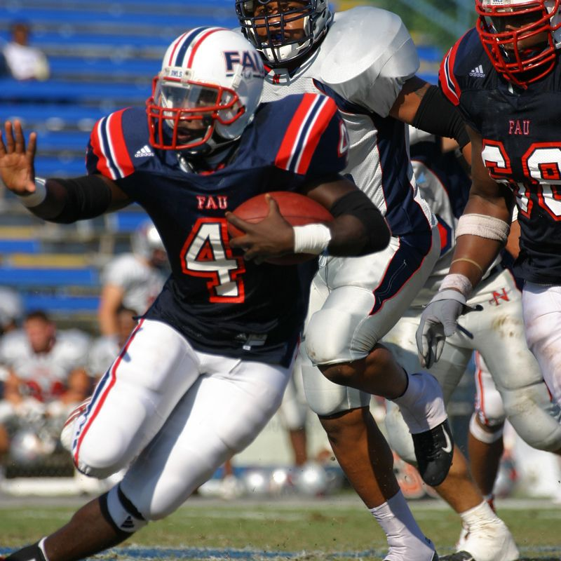 11 FAU Football vs Nicholls State 11-Oct-03- 295