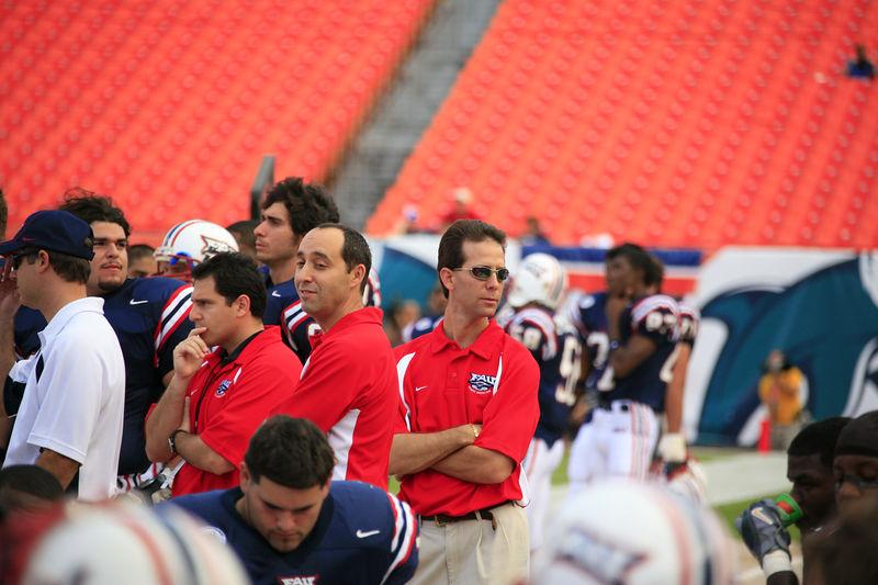 FAU Football vs Northern Texas (1313)