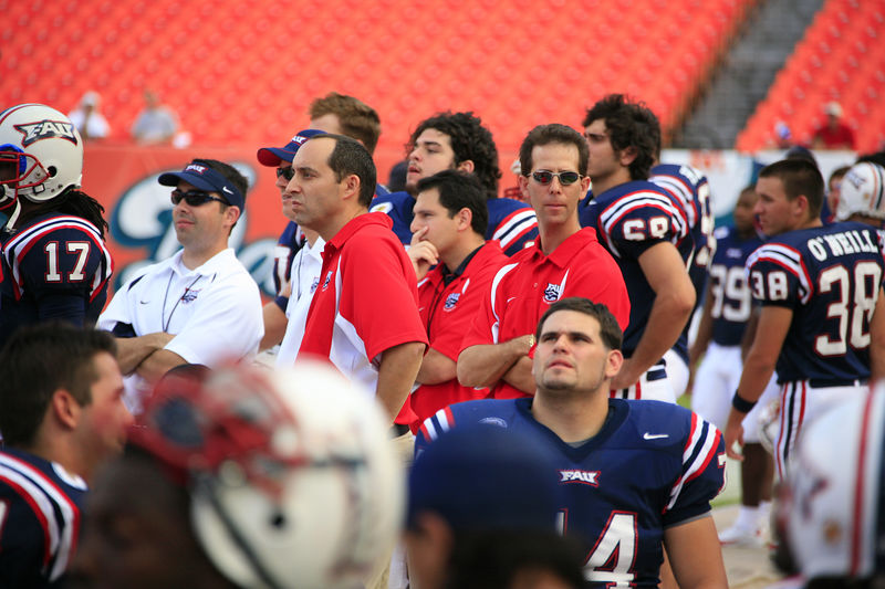 FAU Football vs Northern Texas (1318)