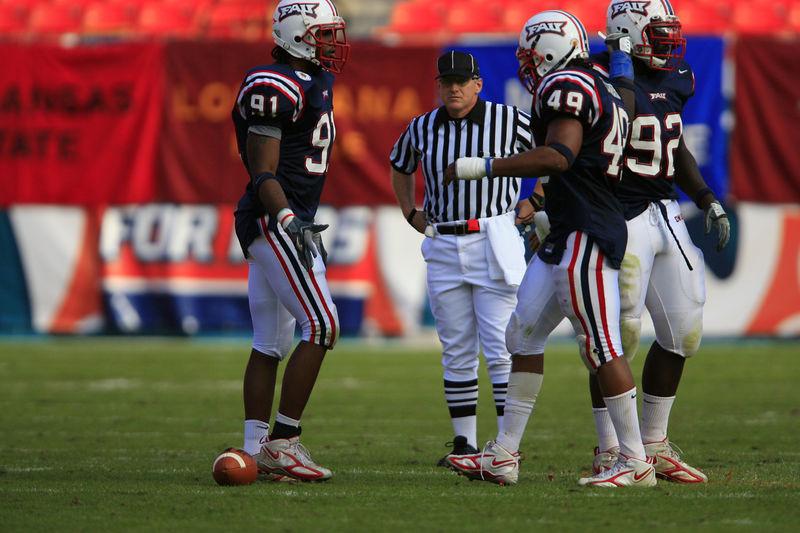 FAU Football vs Northern Texas (1104)