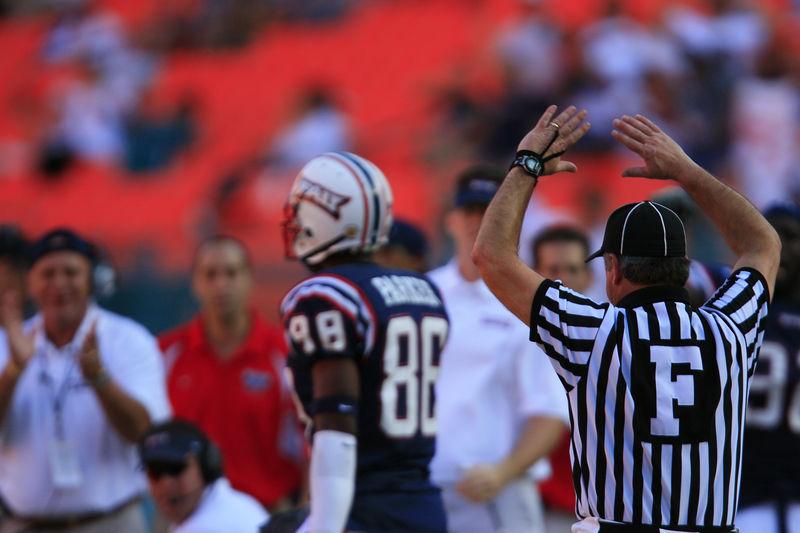 FAU Football vs Northern Texas (1249)