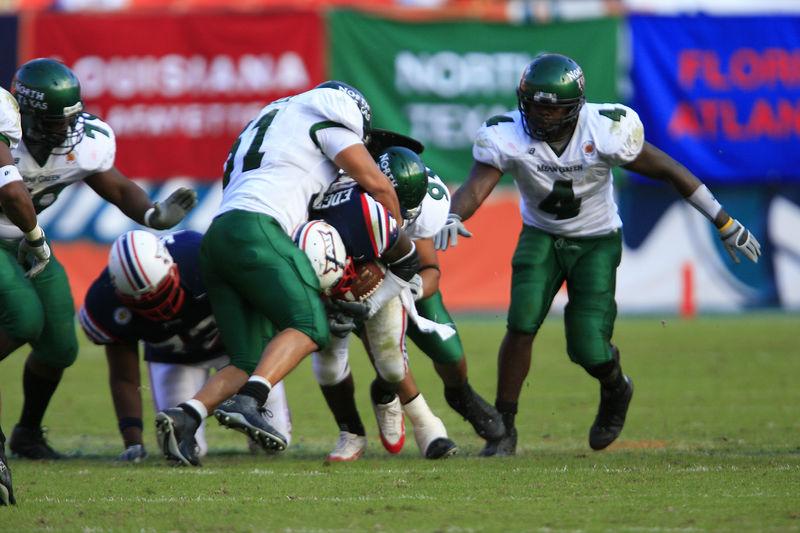 FAU Football vs Northern Texas (1136)