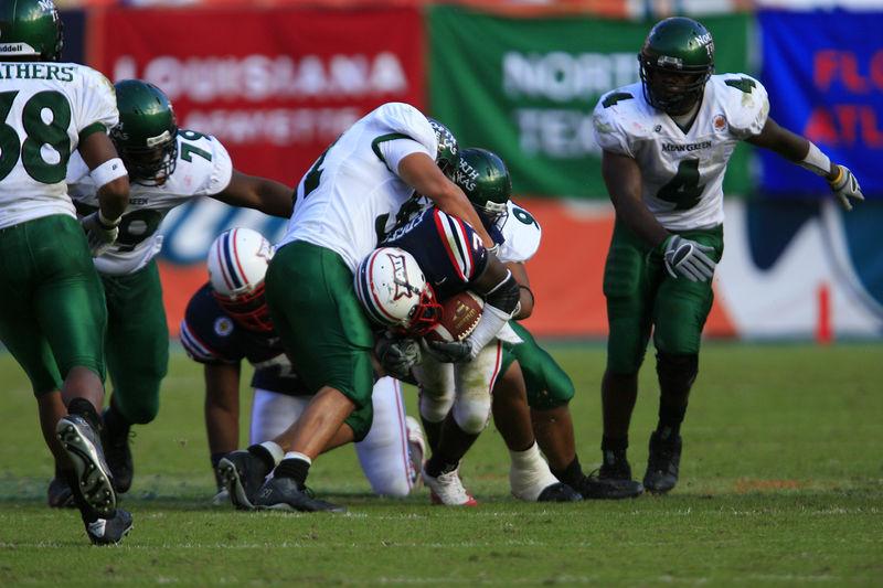 FAU Football vs Northern Texas (1137)