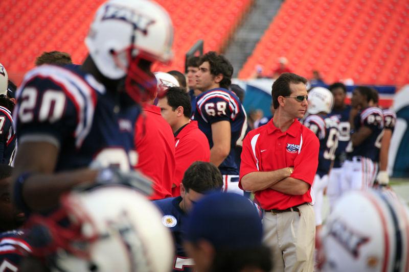 FAU Football vs Northern Texas (1314)