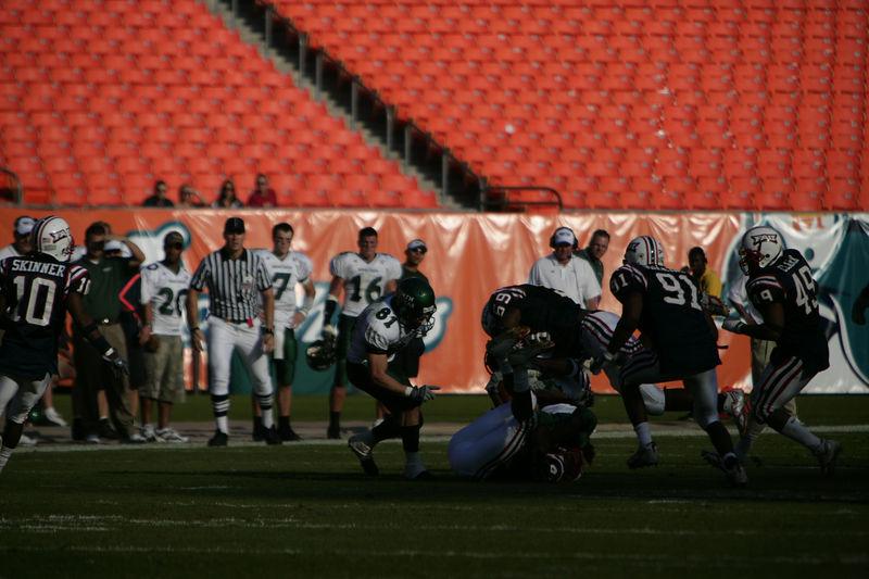 FAU Football vs Northern Texas (1163)