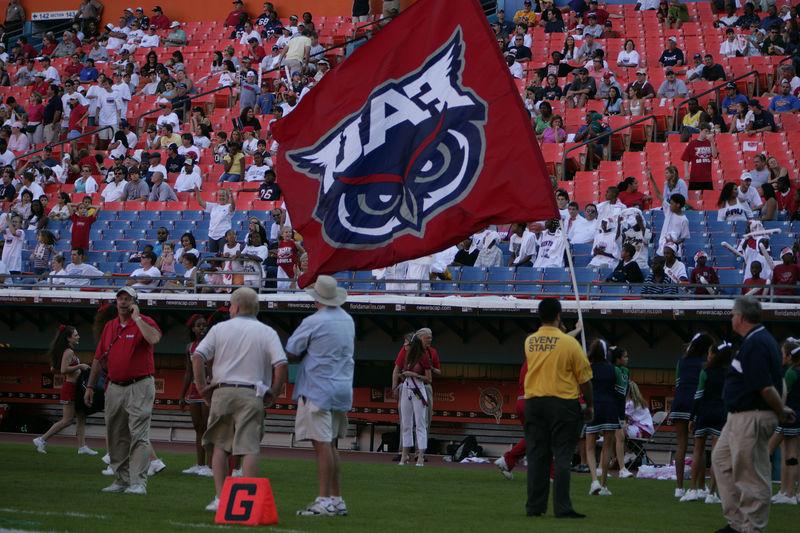 FAU Football vs Northern Texas (1321)