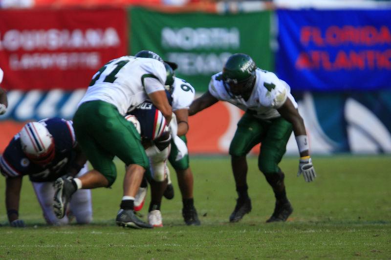 FAU Football vs Northern Texas (1135)