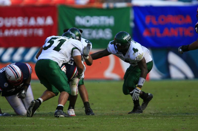 FAU Football vs Northern Texas (1134)
