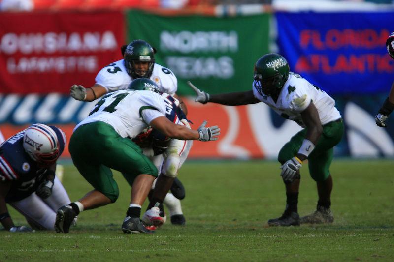 FAU Football vs Northern Texas (1133)