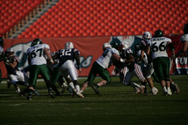 FAU Football vs Northern Texas (1173)
