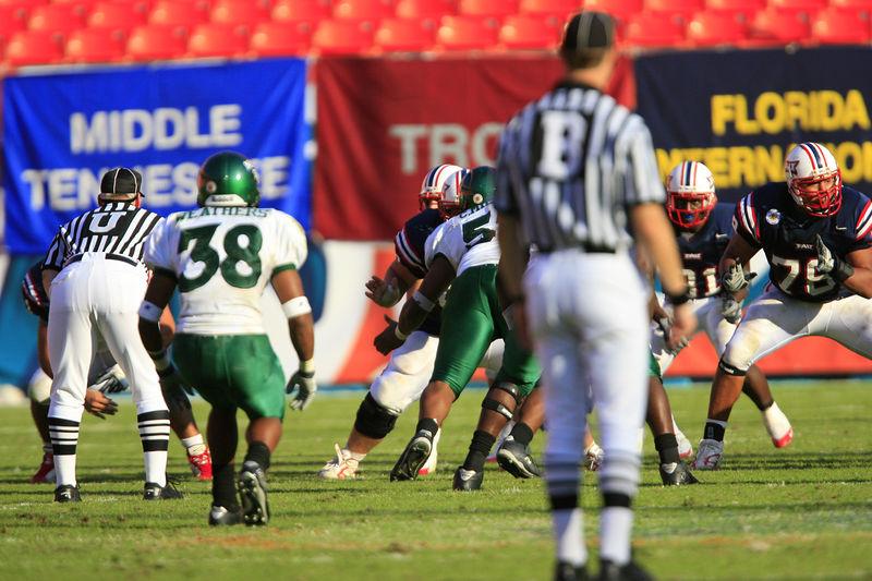 FAU Football vs Northern Texas (1223)