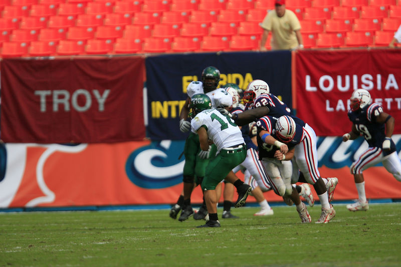 FAU Football vs Northern Texas (1079)