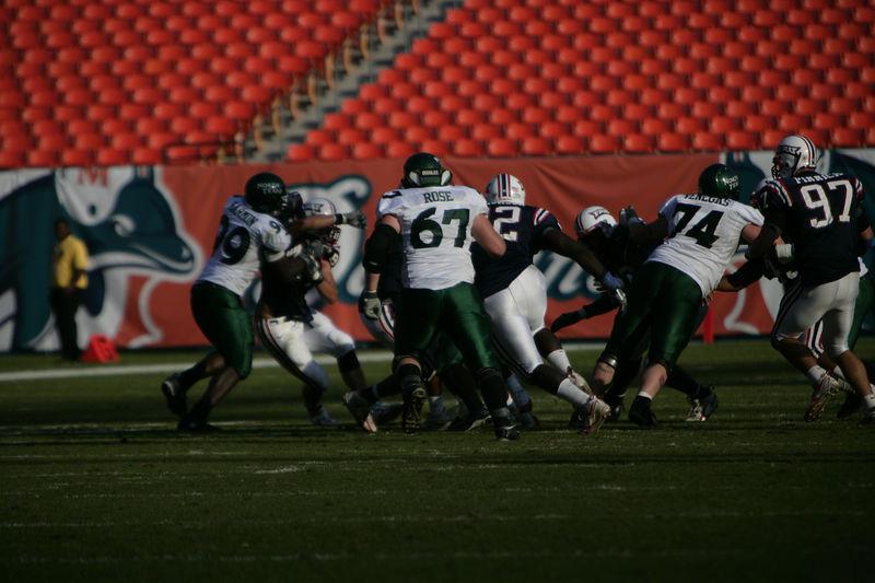 FAU Football vs Northern Texas (1175)