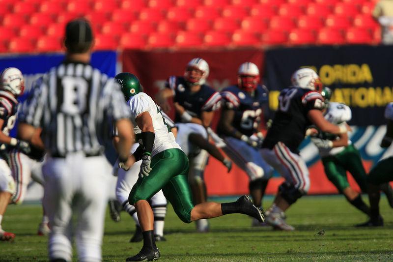 FAU Football vs Northern Texas (1225)