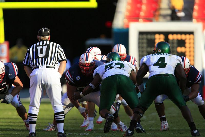 FAU Football vs Northern Texas (1238)