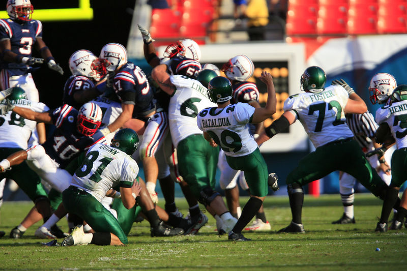 FAU Football vs Northern Texas (1213)