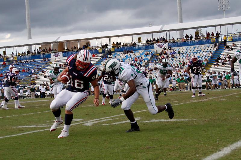 FAU Football vs North Texas 2008NOV08-   (78)N