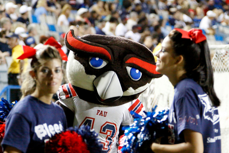 FAU Football vs North Texas 2008NOV08-   (493)N