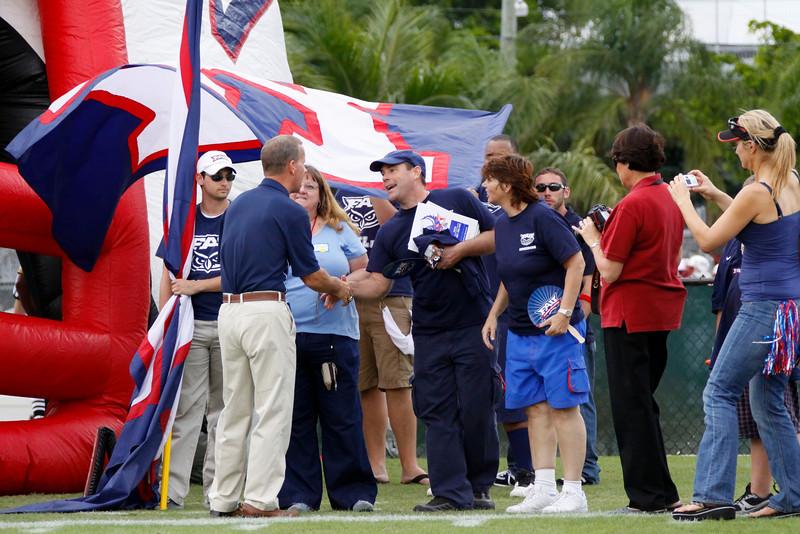 FAU Football vs North Texas 2008NOV08-   (35)N