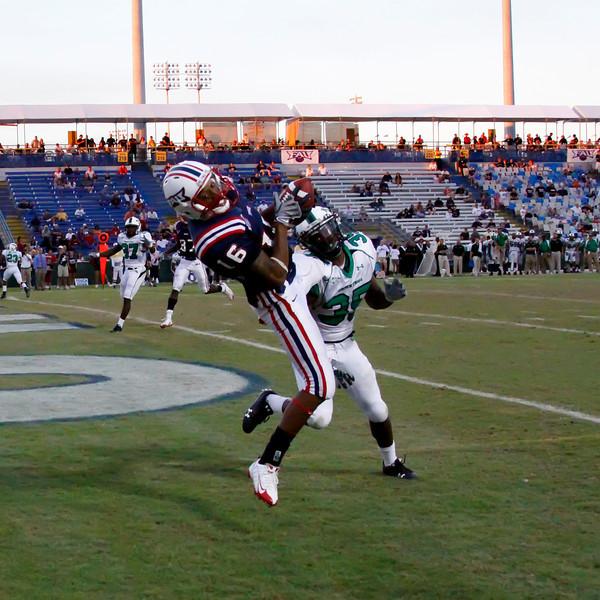 FAU Football vs North Texas 2008NOV08-   (377)sq