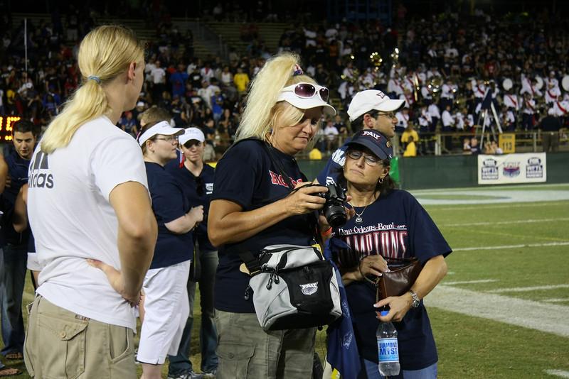 FAU Football vs North Texas 2008NOV08-   (821)N