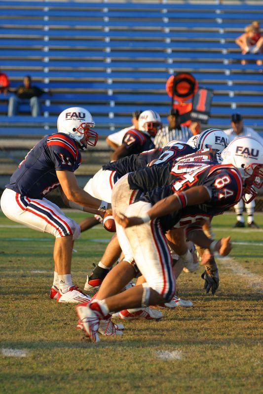 FAU Football vs Northern Colorado 18-Oct-03 - 0143
