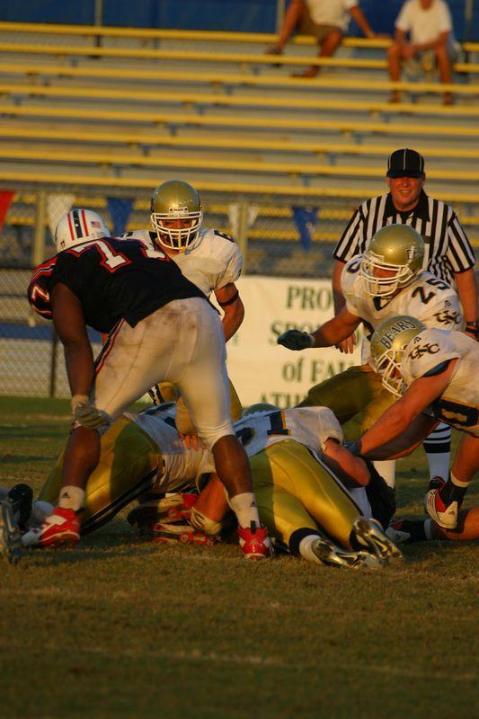 FAU Football vs Northern Colorado 18-Oct-03 - 0057