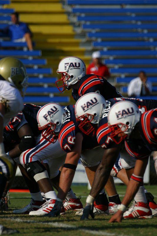 FAU Football vs Northern Colorado 18-Oct-03 - 0281