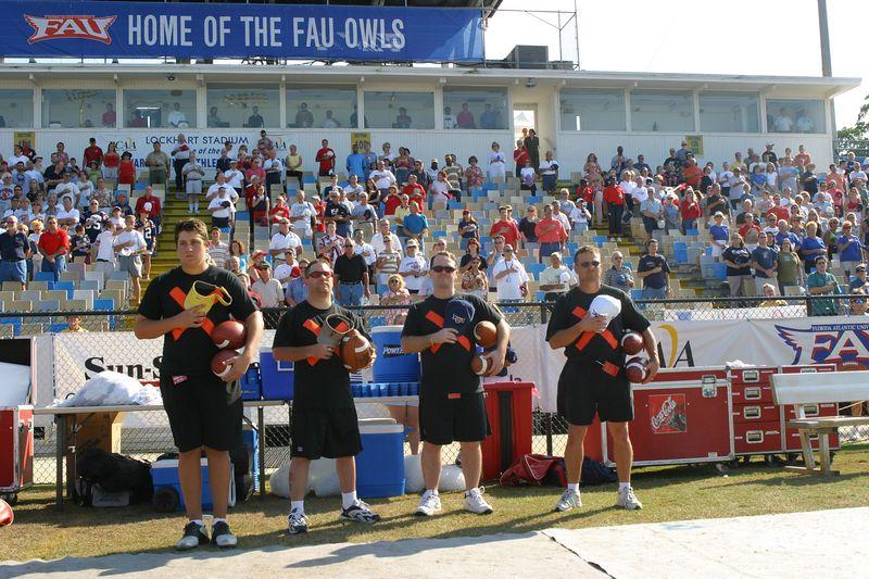 FAU Football vs Northern Colorado 18-Oct-03 - 0359