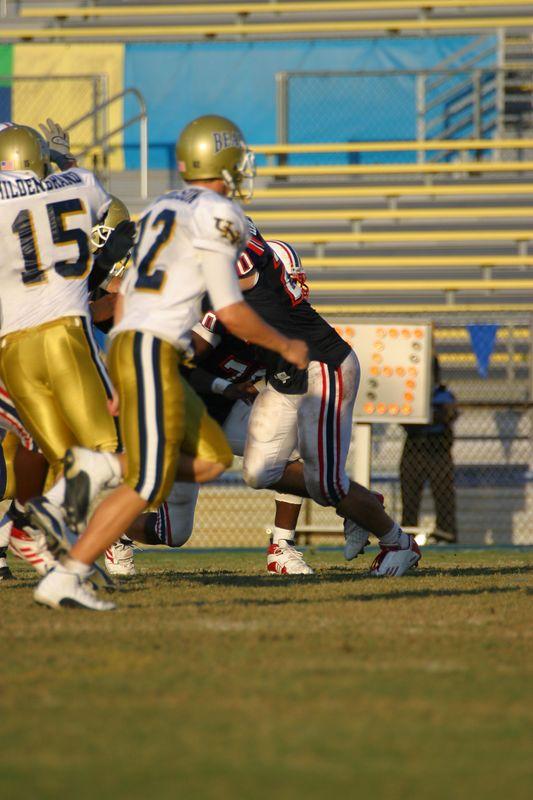 FAU Football vs Northern Colorado 18-Oct-03 - 0092