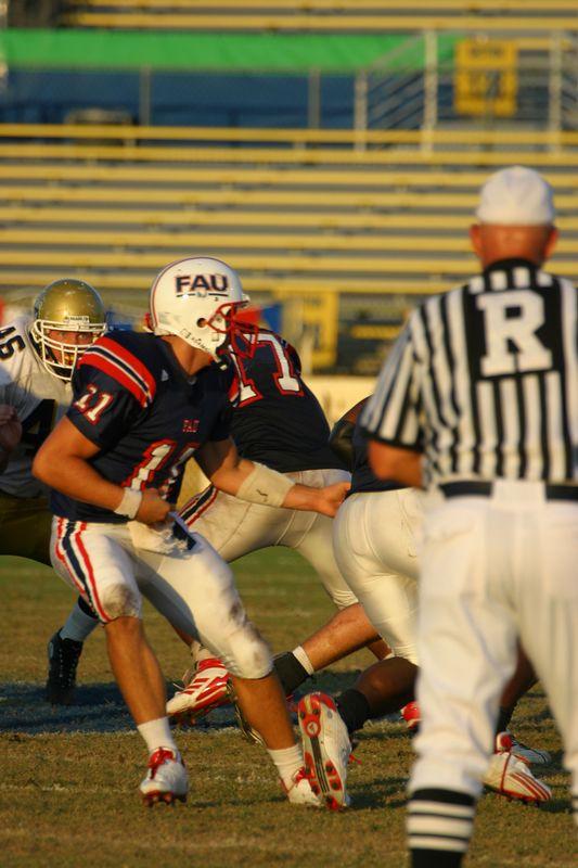 FAU Football vs Northern Colorado 18-Oct-03 - 0017