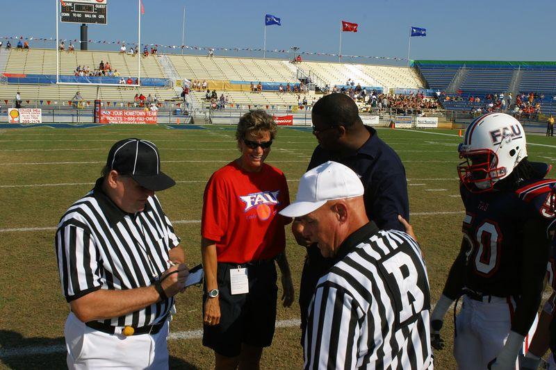 FAU Football vs Northern Colorado 18-Oct-03 - 0368