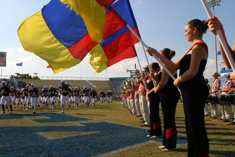 FAU Football vs Northern Colorado 18-Oct-03 - 0366